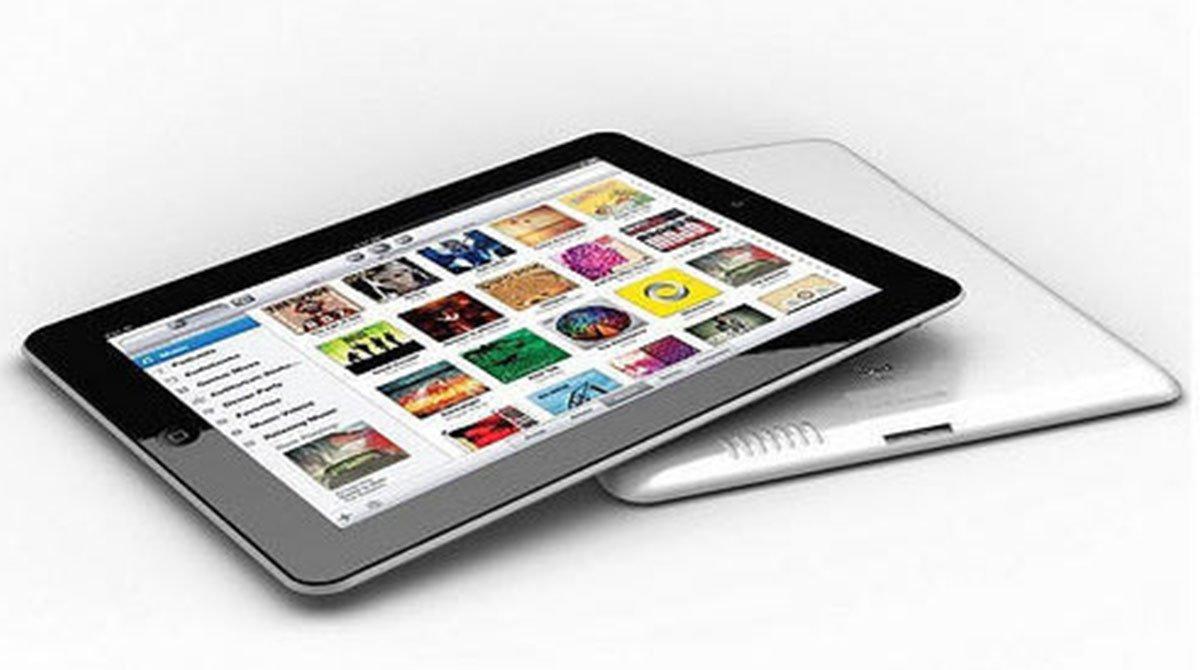 iPad-Rental